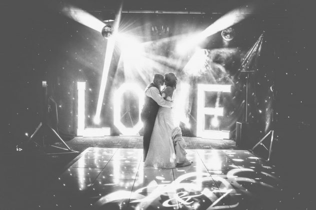 Love Letters Wedding Hire